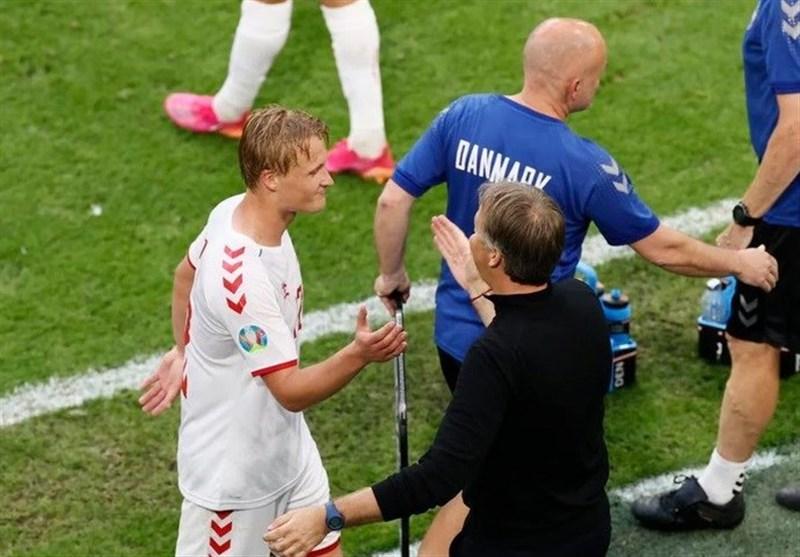 یورو ۲۰۲۰  دولبرگ؛ بهترین بازیکن دیدار ولز – دانمارک