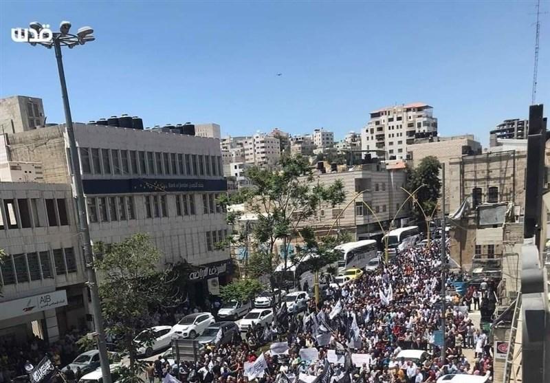 کشور فلسطین , محمود عباس , کرانه باختری ,