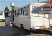 """30 دستگاه مینیبوس فرسوده در پایانه مسافربری """"کوهدشت"""" فعال است"""