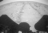 فیلم جدید از فرود فضاپیمای چین بر سطح مریخ