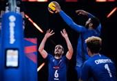 شروع کار رزنده در تیم ملی والیبال فرانسه با حذف دو المپین