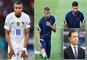 یورو 2020  روتن: امباپه برای دشان غیرقابل کنترل شده است/ او نباید ضربات ایستگاهی فرانسه را بزند