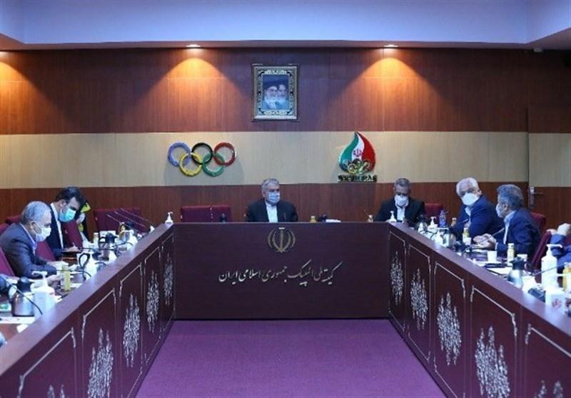 در نودو دومین نشست هیئت اجرایی کمیته ملی المپیک چه گذشت؟