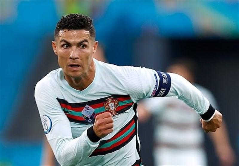 یورو 2020  واکنش رونالدو به کسب عنوان آقای گل مسابقات