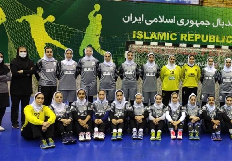 Iran Overpowers Palestine at Asian Women's Handball C'ship