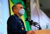 فرمانده جدید پایگاه هوایی مشهد منصوب شد