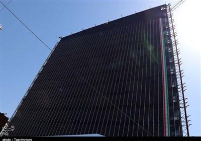 بزرگترین برج فناوری ایران با دستور رئیسجمهور در کرمانشاه افتتاح شد