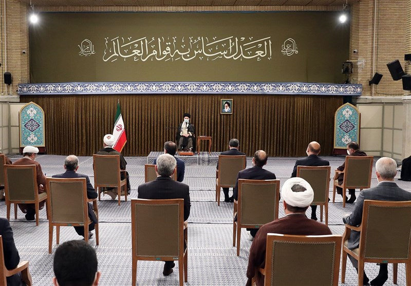 Ayatollah Khamenei Lauds Epic Presence of Iranians in Elections