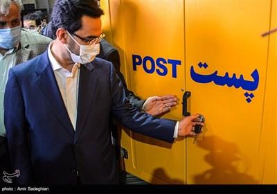سفر وزیر ارتباطات به شیراز