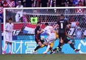 یورو 2020  تساوی یک نیمهای اسپانیا مقابل کرواسی با وجود اشتباه مهلک دروازهبانش