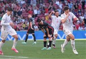 یورو 2020  روایت تصویری از زیباترین بازی جام شانزدهم