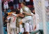یورو 2020  صعود دراماتیک اسپانیا با شکست کرواسی در پرگلترین بازی جام