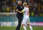 یورو 2020  ژاکا، بهترین بازیکن دیدار فرانسه - سوئیس شد