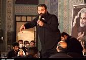 مداح و شاعر برجسته اهل بیت(ع) کرمانشاه درگذشت + تصاویر