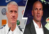 یورو 2020  حمایت قاطع فرانسویها از دشان؛ زیدان را نمیخواهیم