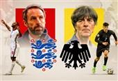 یورو 2020| اعلام ترکیب تیمهای ملی انگلیس و آلمان