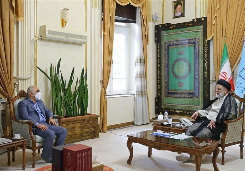 دژپسند درباره وضعیت اقتصادی کشور به آیت الله رئیسی گزارش داد