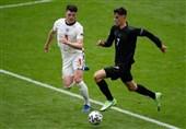 یورو 2020| انگلیس و آلمان بدون گل به رختکن رفتند