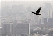 """آلودگی هوا از استان مرکزی دستبردار نیست/ """"اراک"""" و """"شازند"""" در وضعیت ناسالم هوا"""