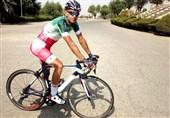 المپیک 2020 توکیو| تمرین رکابزن ایرانی در مسیر مسابقه دوچرخهسواری + عکس