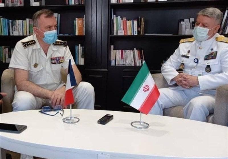 Commander Slams EU, US' Naval Presence near Iranian Waters