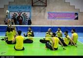 برگزاری اردوی تیمهای ملی پاراتیراندازی و والیبال نشسته