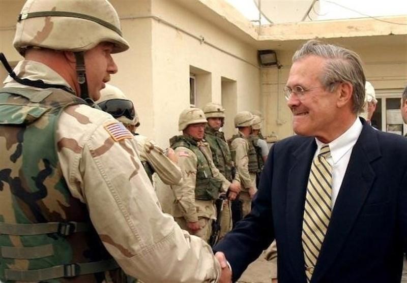 واکنش کاربران عرب به مرگ معمار جنگهای خونین عراق و افغانستان؛ رامسفلد جنایتکار راهی جهنم شد
