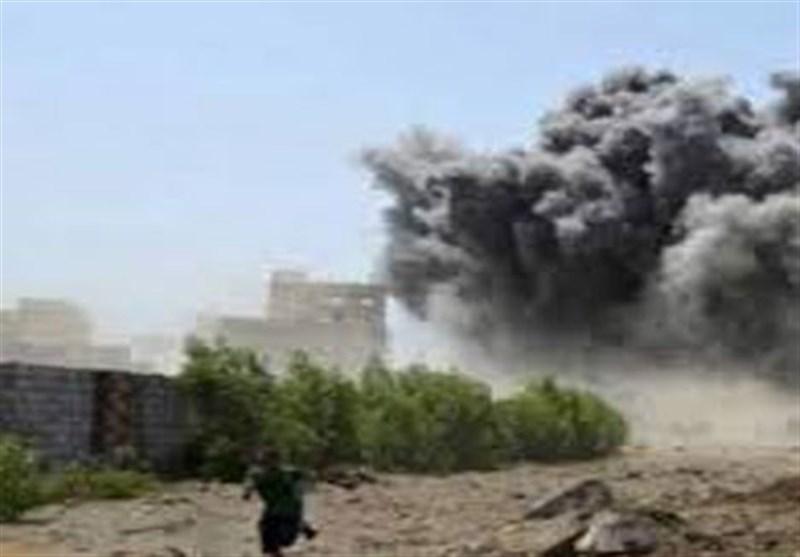 حملات راکتی و توپخانهای متجاوزان سعودی به مناطق مرزی یمن