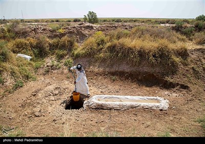 بحران آب در روستاهای بخش اسماعیلیه - خوزستان