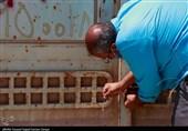 پلمب ضایعاتیهای غیرمجاز در یزد به روایت تصویر