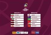 سحب قرعة التصفیات النهائیة المؤهلة إلى کأس العالم 2022
