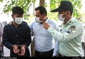 بازداشت سارقان طلا پس از تعقیب و گریز نیم ساعته