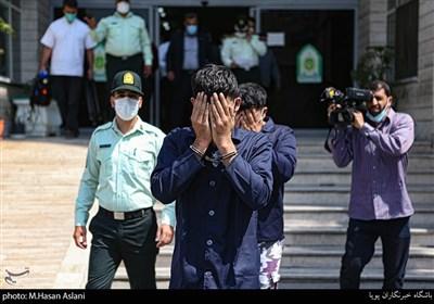 دستگیری سارقان منزل در محله گیشا