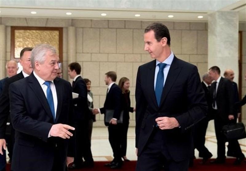 در دیدار نماینده ویژه پوتین با بشار اسد چه گذشت؟