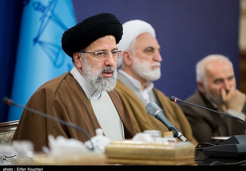 Iranian President-Elect Raeisi Pledges Support for New Judiciary Chief
