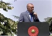 اردوغان: به حضورمان در لیبی، جمهوری آذربایجان، سوریه و مدیترانه شرقی ادامه میدهیم