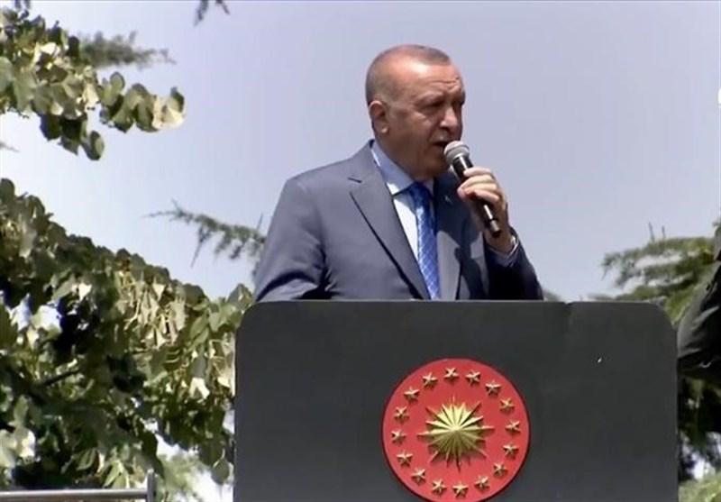 رئیس جمهور ترکیه و اتهام اشغالگری به طالبان