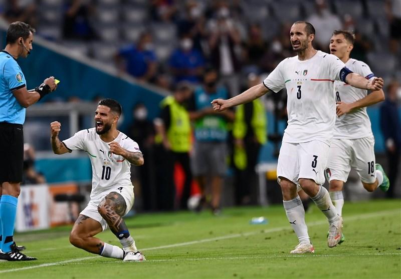 یورو 2020| ایتالیا به حضور بلژیک در جام شانزدهم پایان داد/ آتزوری حریف اسپانیا در نیمه نهایی شد
