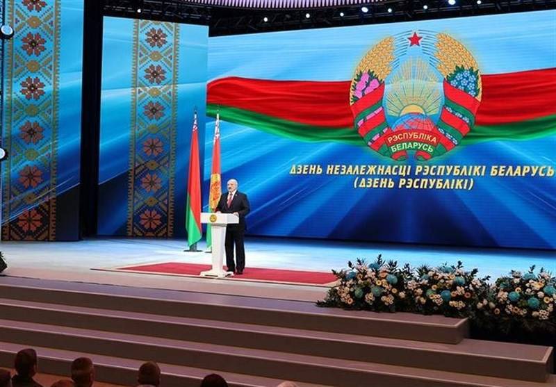 لوکاشنکو اوکراین را به ارسال سلاح به بلاروس متهم و دستور بستن مرزها را داد