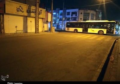 ممنوعیت تردد در سیستان و بلوچستان/ اولین موج جدی کرونا زاهدان را به شهر ارواح تبدیل کرد+ تصاویر