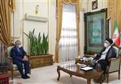 دیدار 5 عضو دولت با آیت الله رئیسی| دولت مردمی به دنبال تغییر وضع موجود به نفع مردم است