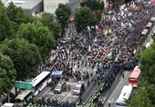 Thousands of South Korean Workers Rally in Coronavirus-Hit Seoul