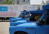 ارسال محموله ویژه امدادی و بیمارستان سیار ستاد اجرایی فرمان امام به سیستان و بلوچستان