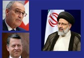 پیام تبریک پادشاه اردن و رئیس جمهور سوئیس به آیت الله رئیسی