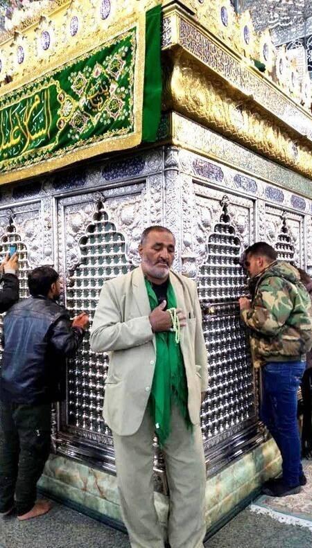 لشکر فاطمیون , مدافعان حرم , جبهه مقاومت اسلامی ,