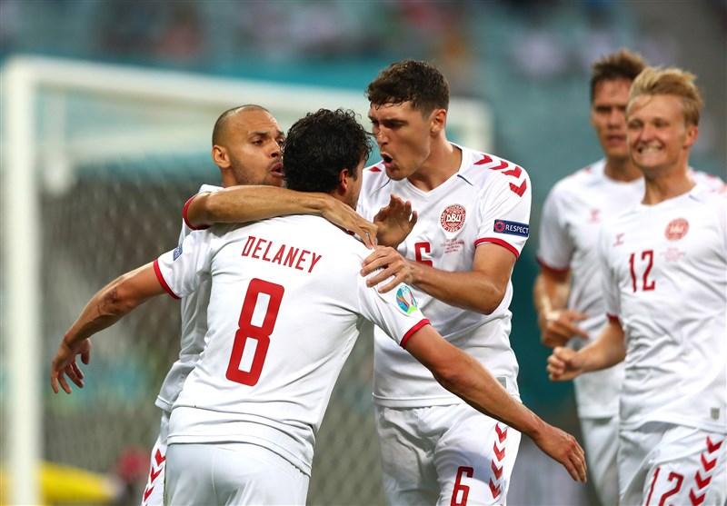 یورو ۲۰۲۰| دانمارک به نیمه نهایی رسید، چک برگشت خورد!/ شیک به رونالدو رسید