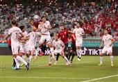 یورو 2020| پیروزی یک نیمهای دانمارک برابر چک/ گام بلند وایکینگها برای صعود