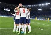 یورو 2020| صعود آسان انگلیس با غلبه بر اوکراین دست و پا بسته/ سه شیر با پنجمین کلینشیت به نیمه نهایی رسید
