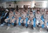 اضافهخدمت سربازان ناجا در استان قزوین بخشیده شد