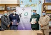 """مأموریت جدید گروه جهادی """"منتظران خورشید"""" در منطقه احمدفداله خوزستان"""